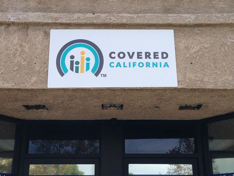 Affordable care act signs for insurance companies in Orange County