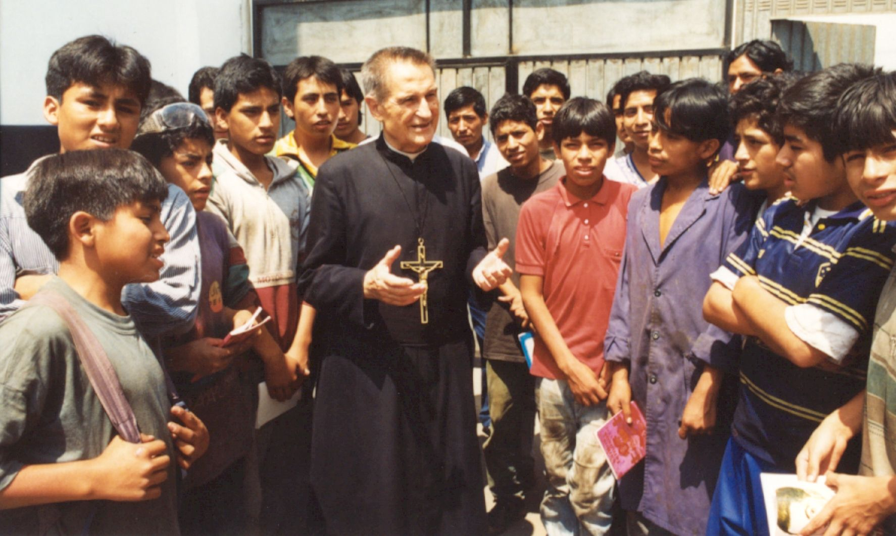Father Molina Centennial: Life changing virtues.