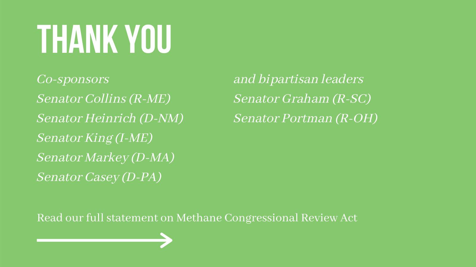 EEN Applauds Bipartisan Senate Vote on CRA