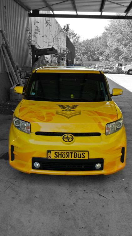 Shortbus Front