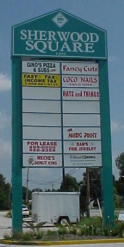 Electric Signage