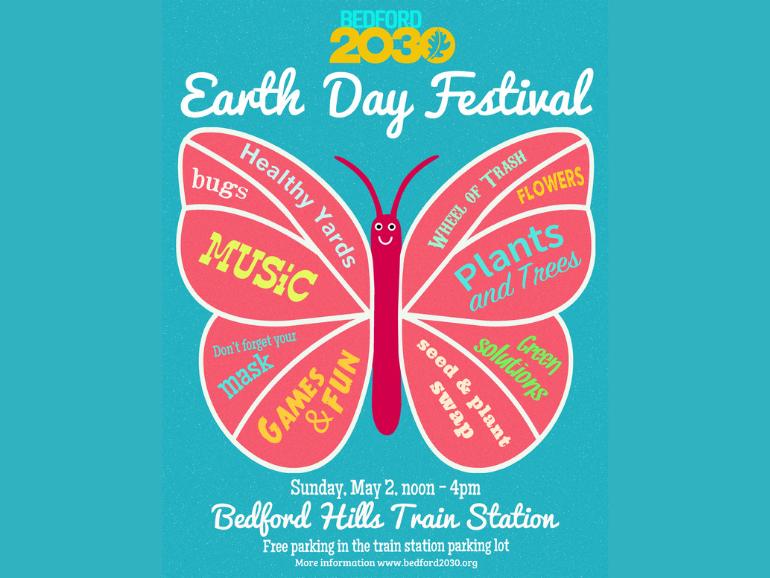 Healthy Yards & Bedford 2030 - Earth Day Festival