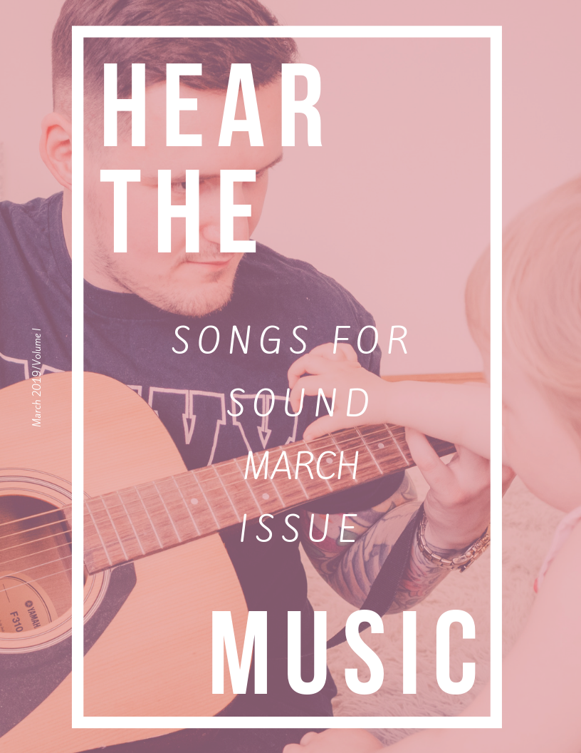 (Link Below) Hear the Music Newsletter - March 2019