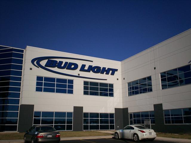 Bud Light- Manufacture & Installation