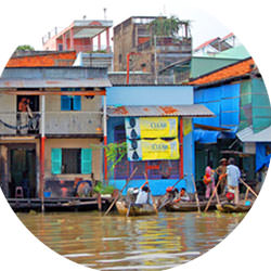 Mekong-Building Resilience to Climate Change in Asian Cities (M-BRACE)