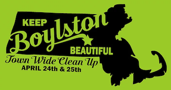 Boylston's 2021 Spring Town-Wide Litter Cleanup