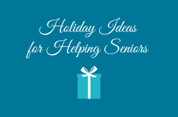 Holiday Ideas for Helping Seniors