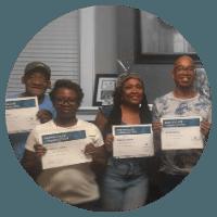 September Homebuyer Class Grads