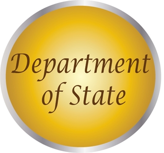 AP-3600 - Carved Plaques of the Seals of the US Department of State
