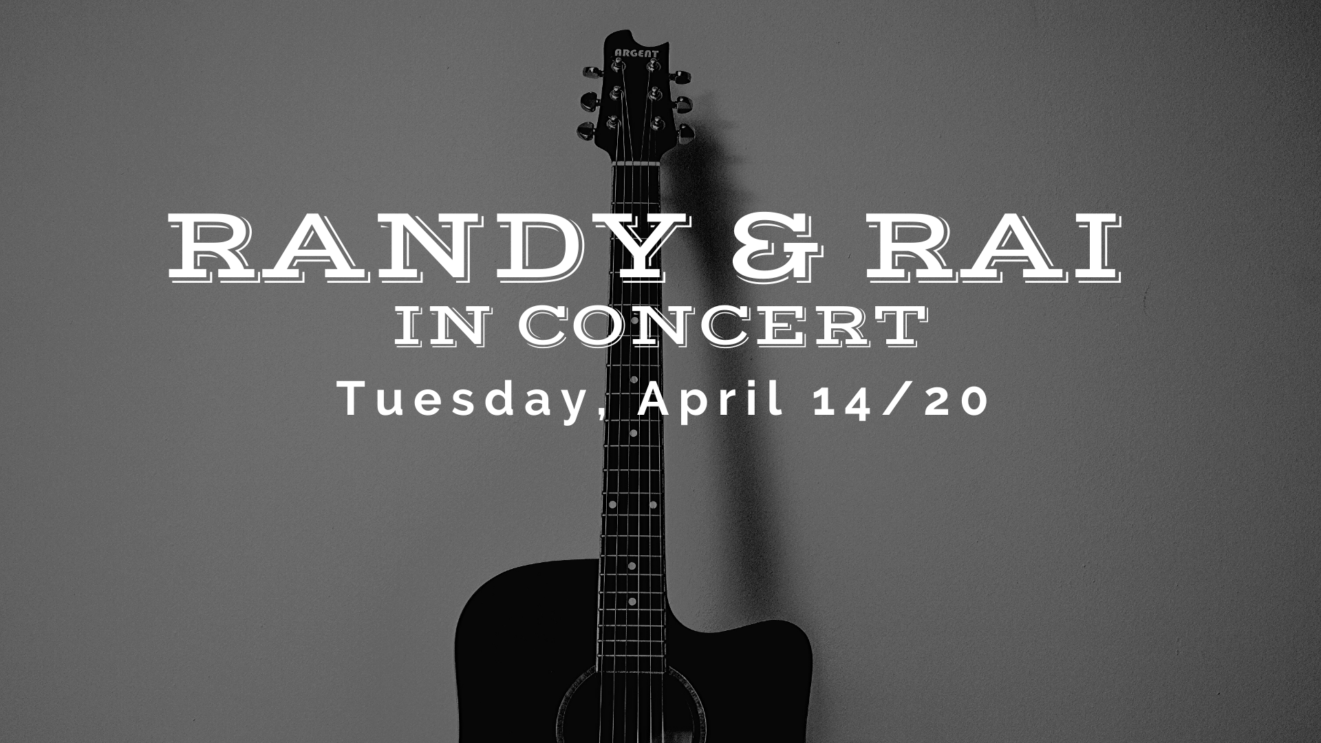Randy and Rai Concert