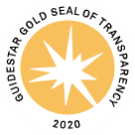 GuideStar Gold Seal of Transparency: 2020 (opens in a new window)