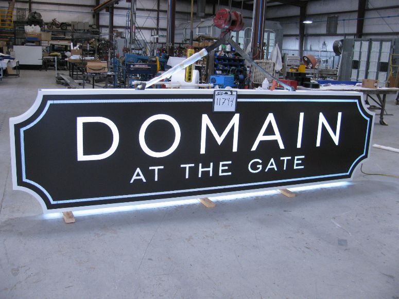 Domain at the Gate