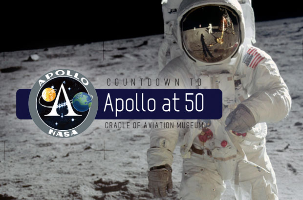 Countdown to Apollo at 50
