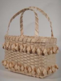 Penny Miner Basket Tote