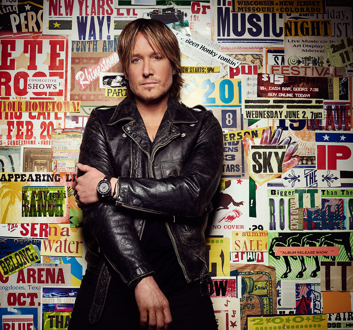 Keith Urban Just Cause Foundation