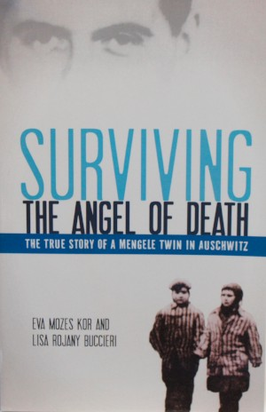 Surviving the angel of death by eva mozes kor surviving the angel of death the story of a mengele twin in auschwitz fandeluxe Choice Image