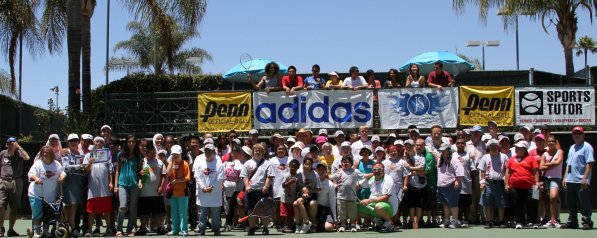 Jensen-Schmidt Tennis Academy for Individuals with Down Syndrome
