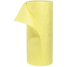 A01AE122 Yellow HazMat DEFENDER SonicBonded Roll-Heavy Weight