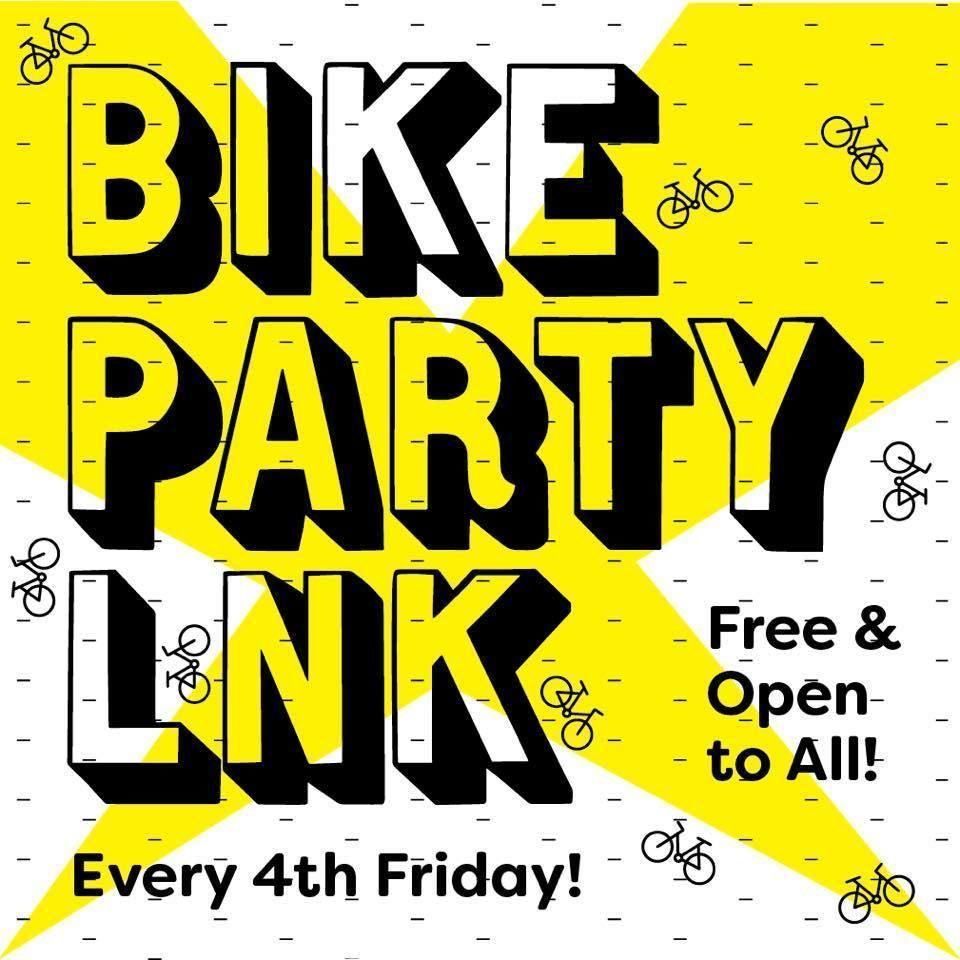 Bike Party LNK