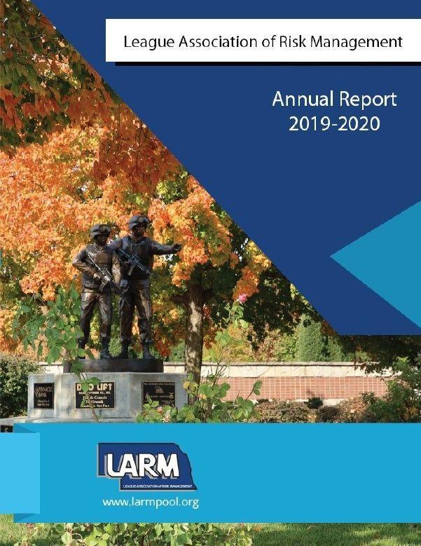 LARM Annual Report 2019-2020