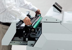 Process cartridge for reducing downtime