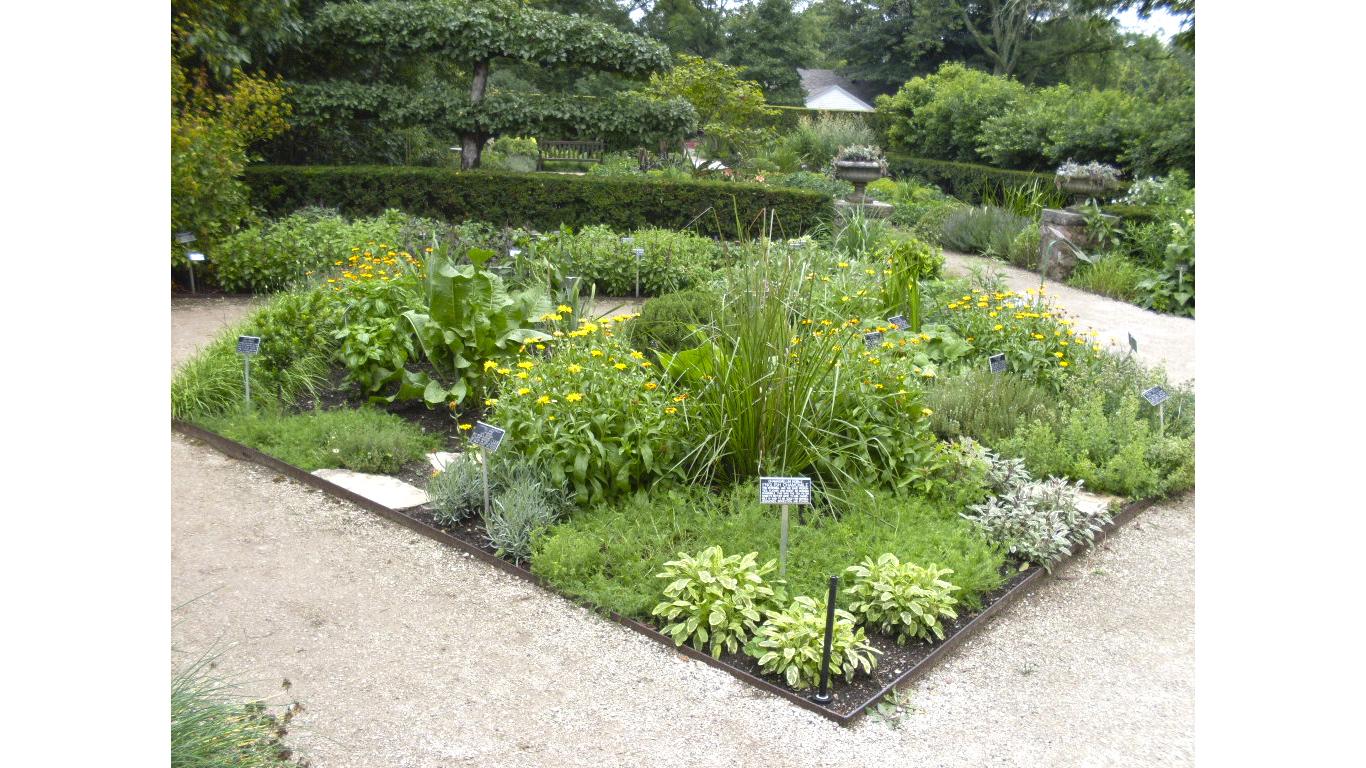 Wisconsin Garden 1