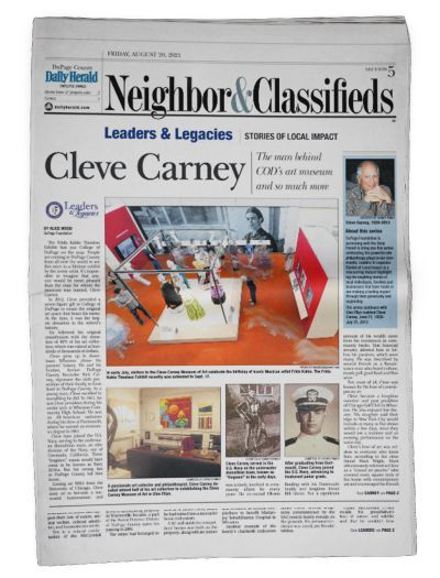 Cleve Carney
