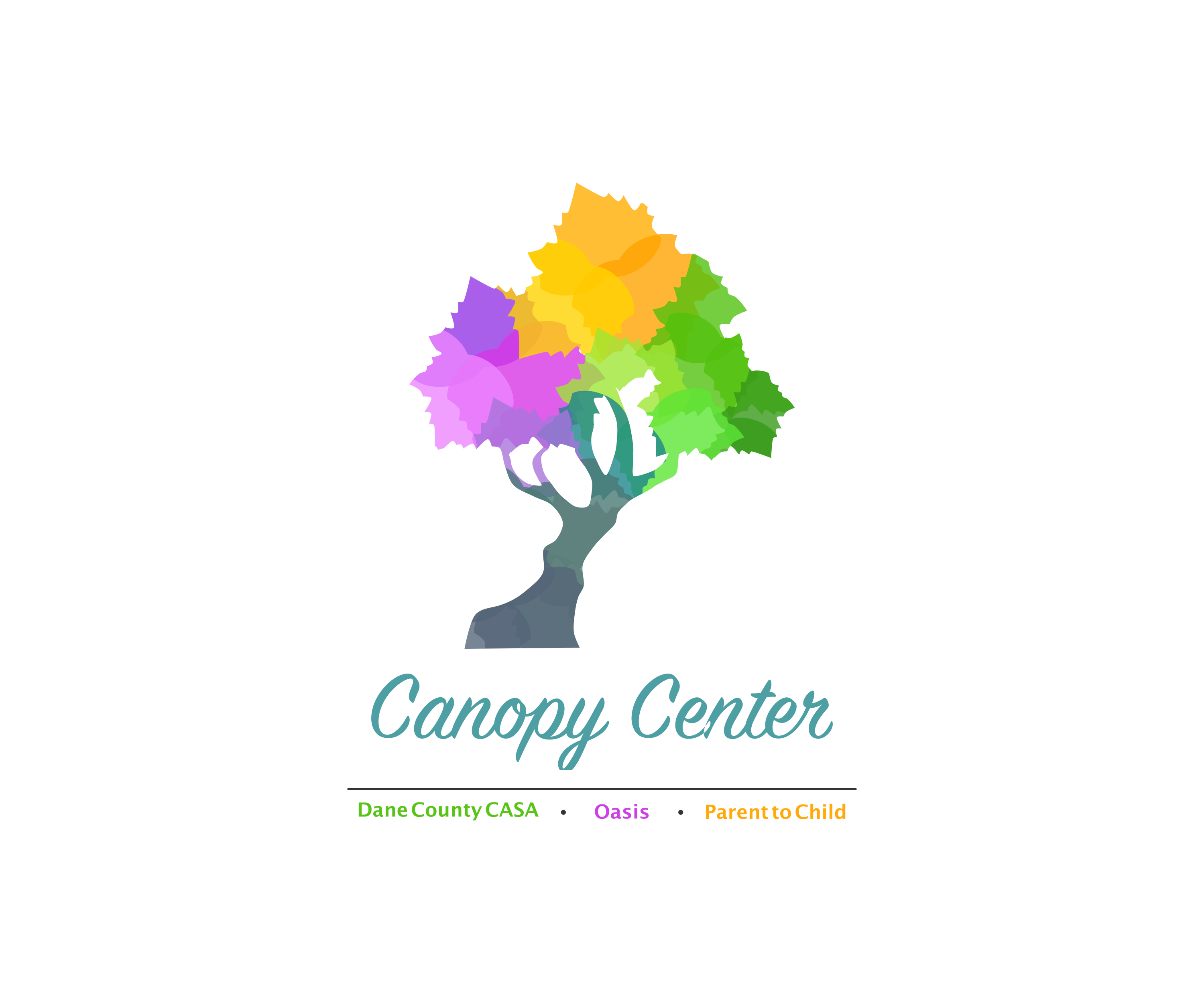 Canopy Center's Brand New Logo!