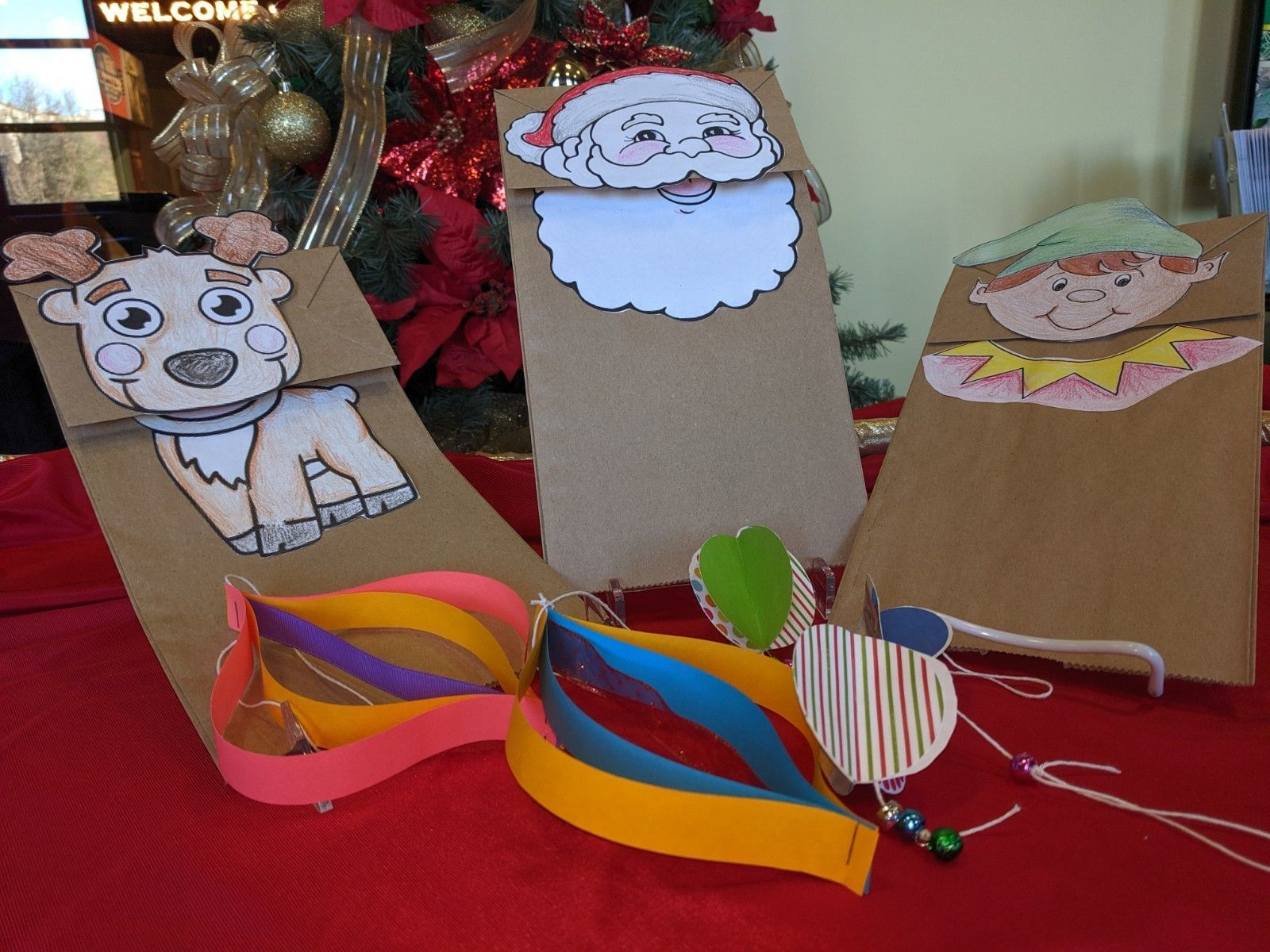 Craft Kits Available for Christmas at the Museum