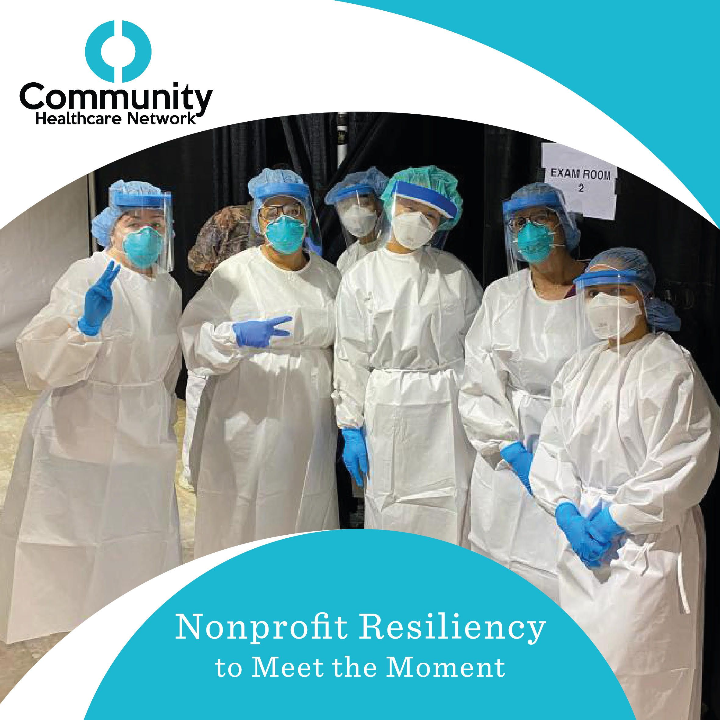 Nonprofit Resiliency to Meet the Moment - Community Healthcare Network