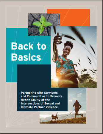 Back to Basics: Partnering with Survivors and Communities to Promote Healthy Equity at the Intersections of Sexual and Intimate Partner Violence
