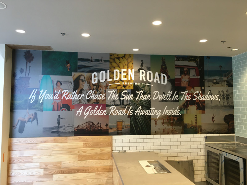Wall Murals for Breweries