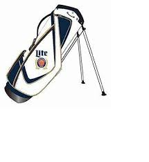 Miller Lite Golf Bag