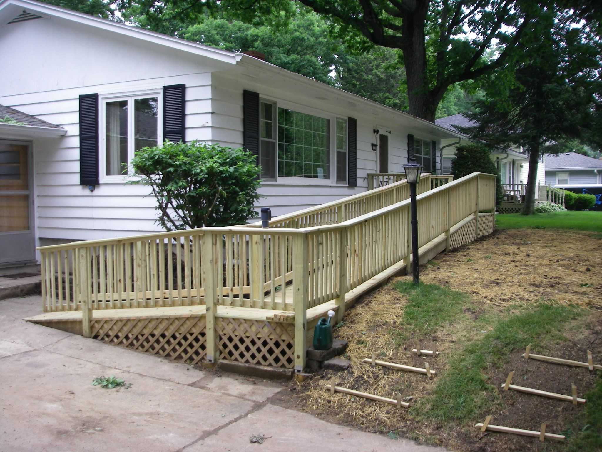 Ramp Project Home Minor Home Repair Madison WI 53716