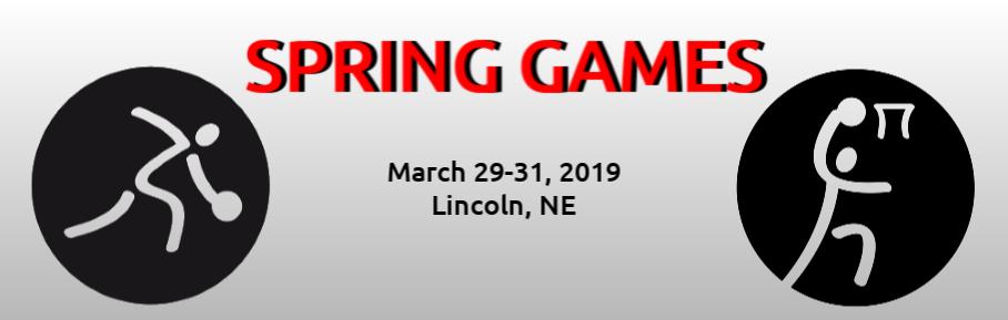 Spring Games 2019