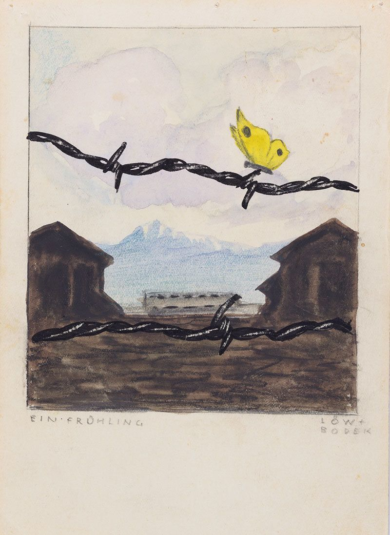 Art In The Holocaust