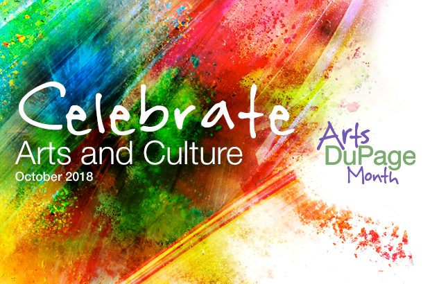 October is Arts DuPage Month!