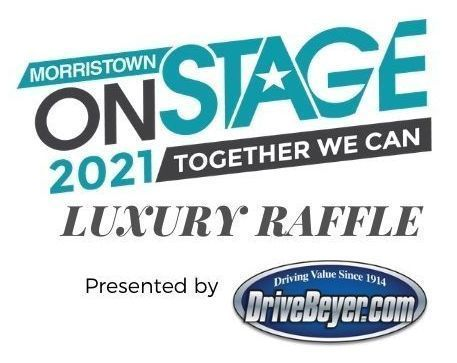 Morristown ONSTAGE Announces First-Ever Luxury Raffle