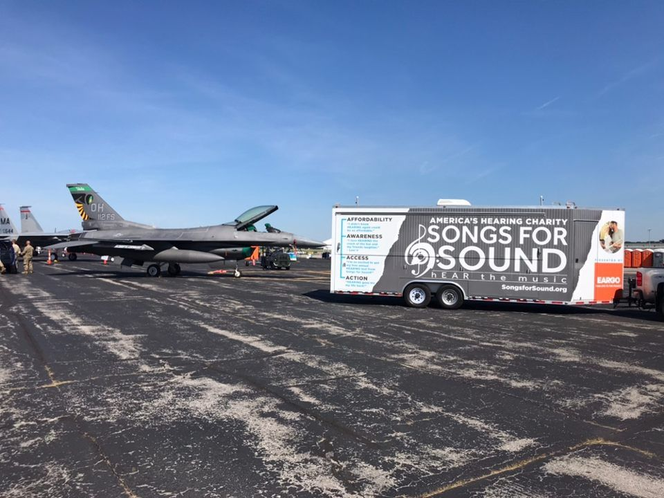 The Hearoes Tour Travels through Michigan Giving back the Gift of Hearing