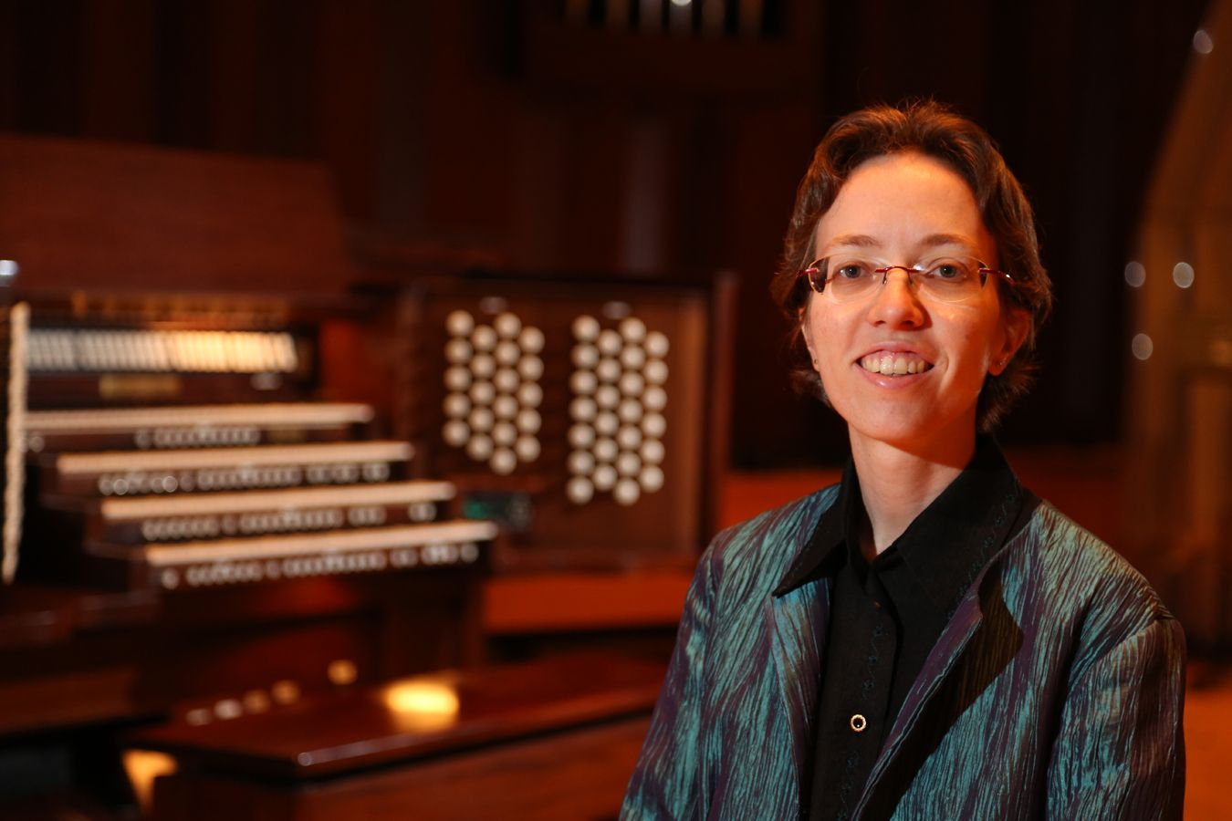 November Organ Recital: Isabelle Demers