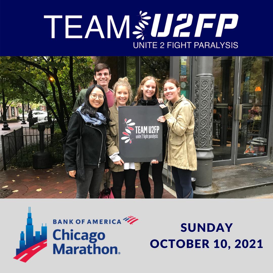 Last Day to Register for Chicago Marathon!
