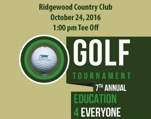 7th Annual Education 4 Everyone Golf Tournament