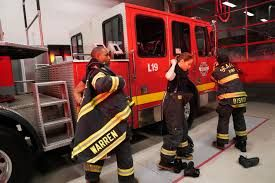 Firefighters Supported
