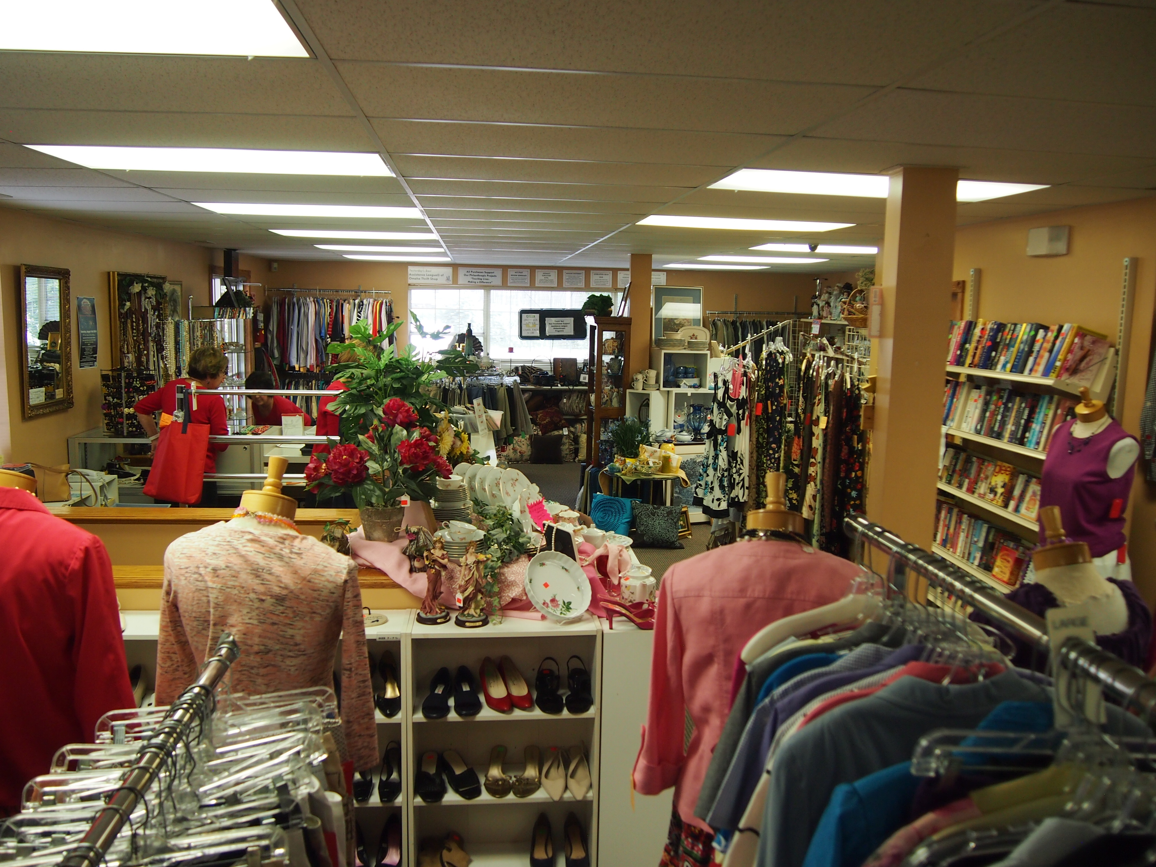 A Picture of the Shop