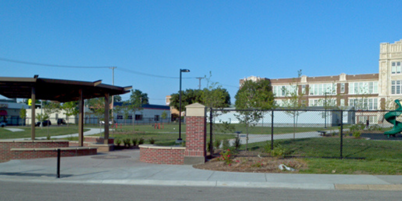 Elliott Park and Playground Project