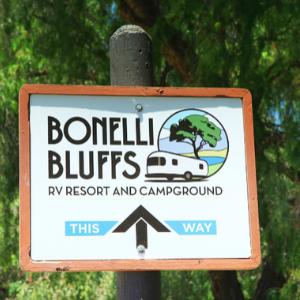 Bonelli Bluffs Vintage Show