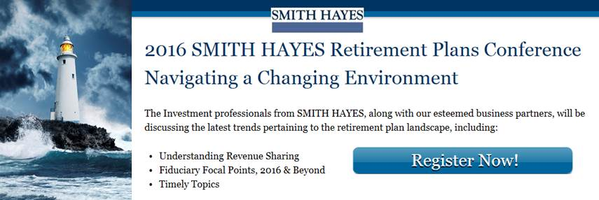 2016 Retirement Conference Spotlight
