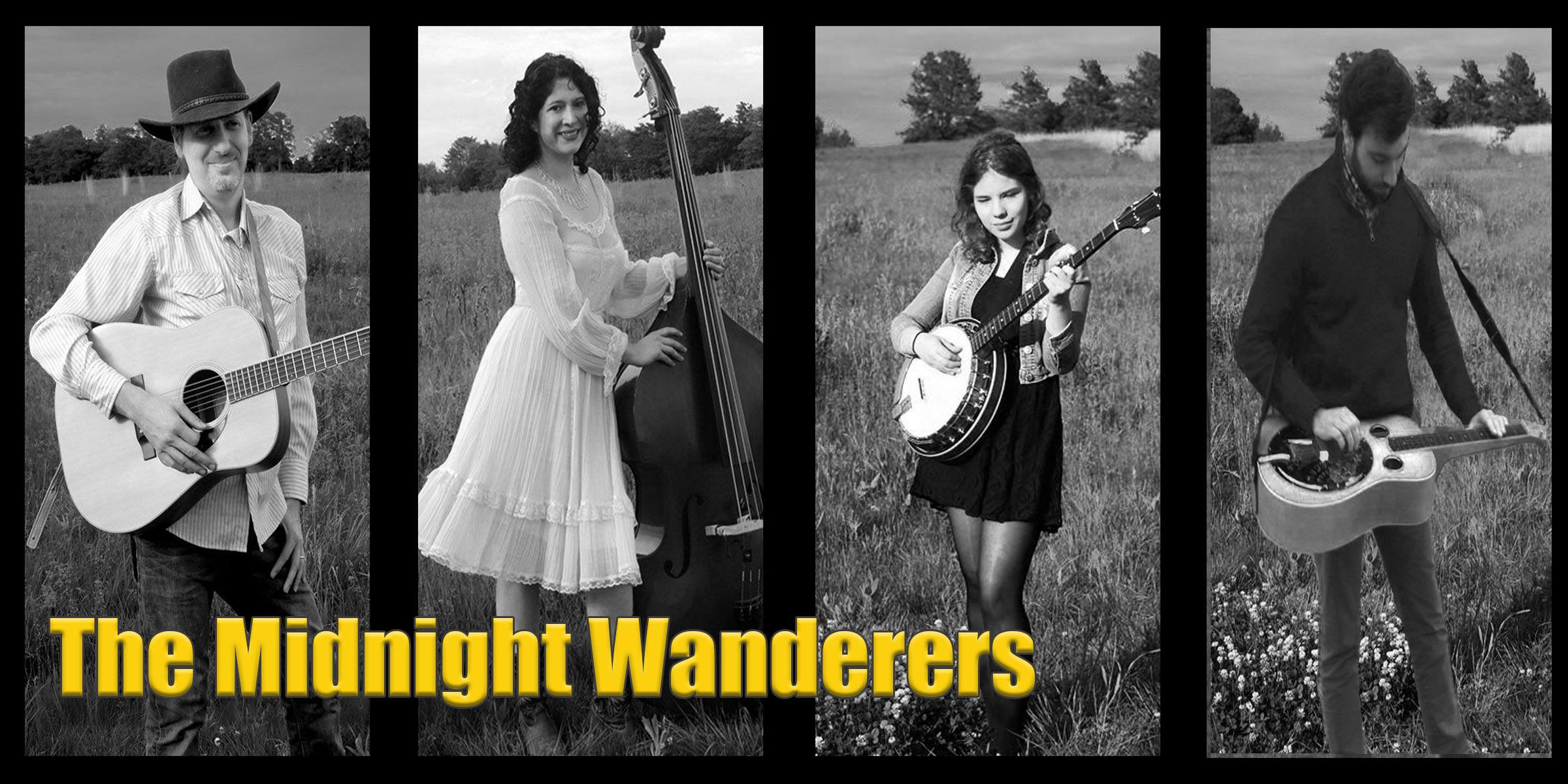 Music at the Holiday Market: Midnight Wanderers