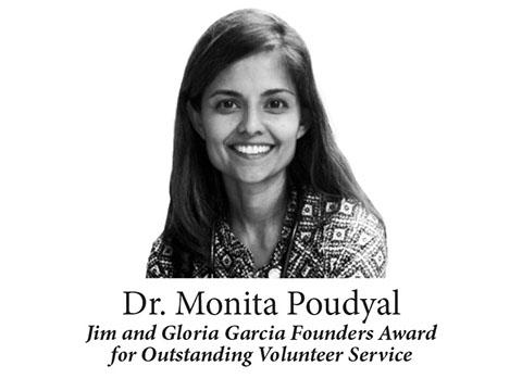 dr. monita poudyal biography
