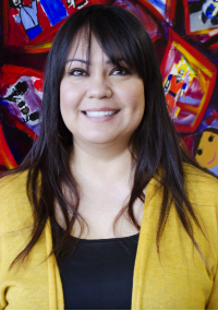 Rosa Reyes, Senior Program Specialist